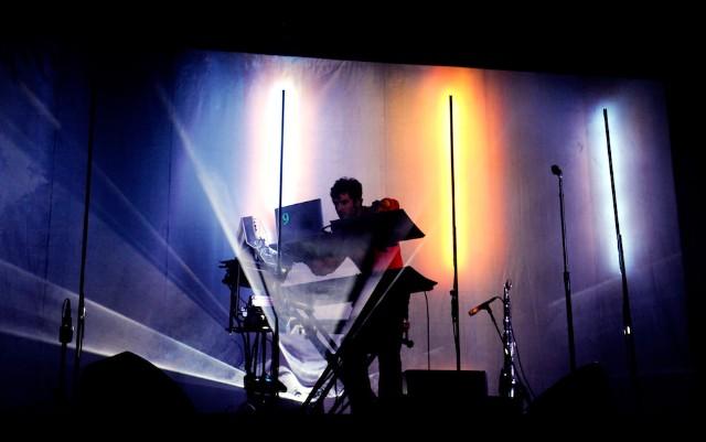 "Nicolas Jaar Surprise – Released  ""Against All Logic"""